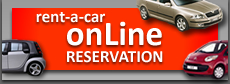 rent HR - online rent-a-car reservation