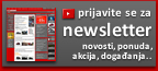 prijavite se za newsletter - rent.hr
