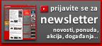 prijavite se za newsletter - rent.hr